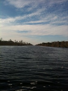 Alligator River/Pungo River Canal