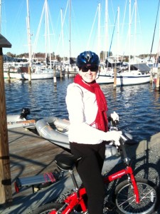 CYCLING IN SOLOMONS, MARYLAND