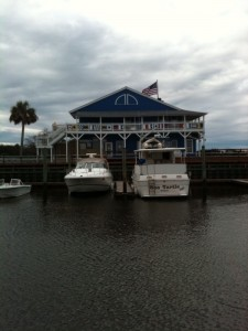 Joyner Marina at Carolina Beach, N. C.