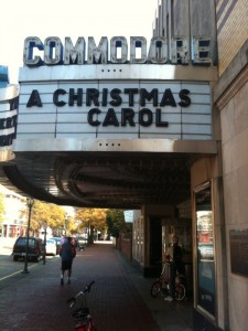 THE COMMODORE THEATRE IN PORTSMOUTH, VA