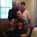 Glenns with Tom & Jeannie Eisele 12-21-09