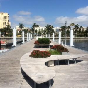 W.P.B. Municipal Docks
