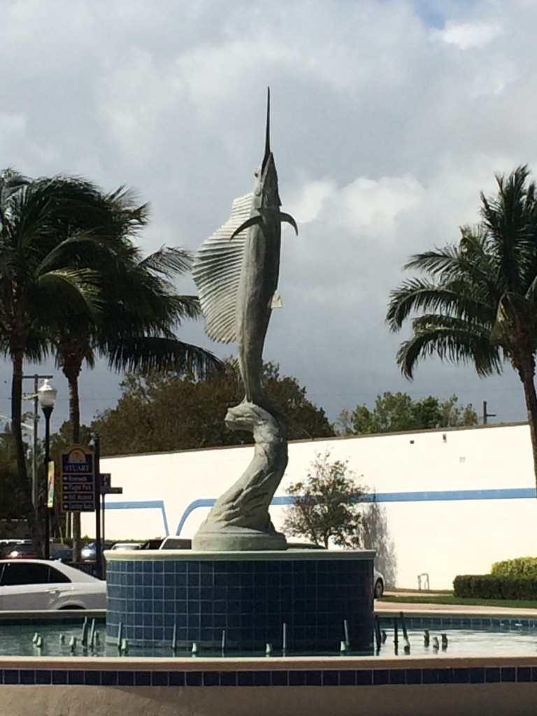 Sailfish Capital of the World Stuart, FL