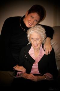 Mama and me February 2013
