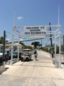 New Plymouth Settlement on  Green Turtle Cay
