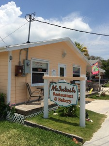 McIntosh Restaurant and Bakery has the best homemade baked goods (in our opinion)